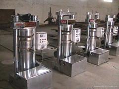 现货供应小型全自动液压香油机