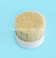 sell 51mm chungking white bristle