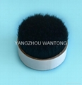 sell dyed black boiled bristle for brush