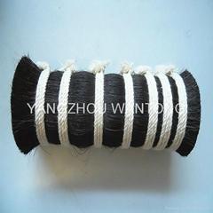 sell black horse hair horse tail hair horse mane  horse tail