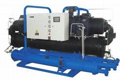 水冷式螺杆冷水機組