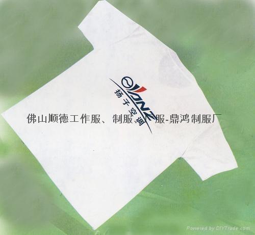 鼎鸿制衣厂T恤 4