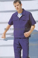 供應江門制衣廠工作服