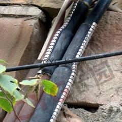 拉鍊式熱縮套管 電纜修補片