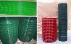 塗塑電焊網