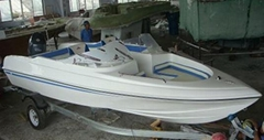 5.77m speed boat