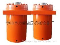 批量生产大小油缸