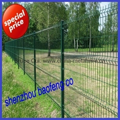 Wire Mesh Fence Welded W