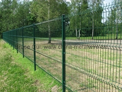 Mesh Panel Fence Welded Mesh Panel Fence Welded Wire Panel Fence