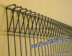 Rolltop Fence  Pool Fence BRC Mesh Fence