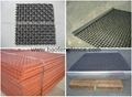 Crimped Wire Mesh Quarry Screen Mesh Wire Mesh Crusher Screen Space Cloth 5