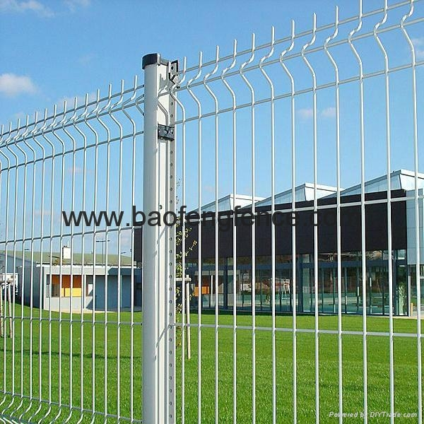 Fence Panel PVC Fence Panel PVC Coated Fence Panel PVC Wire Fence Panel 1