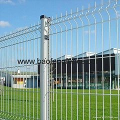 Fence Panel PVC Fence Panel PVC Coated Fence Panel PVC Wire Fence Panel