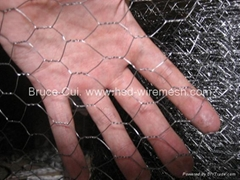 hexagonal wire netting Hexagonal Wire Mesh  chicken wire galvanised wire netting