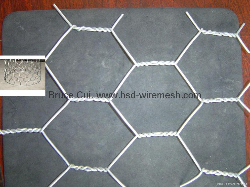 Hexagonal Wire Netting Hexagonal Wire Mesh Chicken Wire