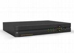 8路模拟硬盘录像机
