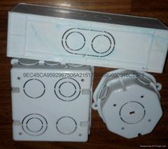 專業生絕緣阻燃接線盒模具