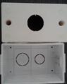 專業生絕緣阻燃接線盒模具 2
