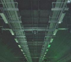 安裝電纜橋架
