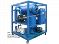 High vacuum Transformer Oil Treatment Plant series ZYD  1