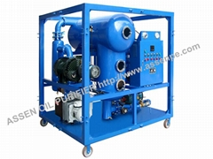 ASSEN ZYD Transformer Vacuum Oil Treatment and Purification System