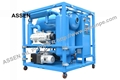 Double Stage High Vacuum Insulating Oil Purification Process Machine 1