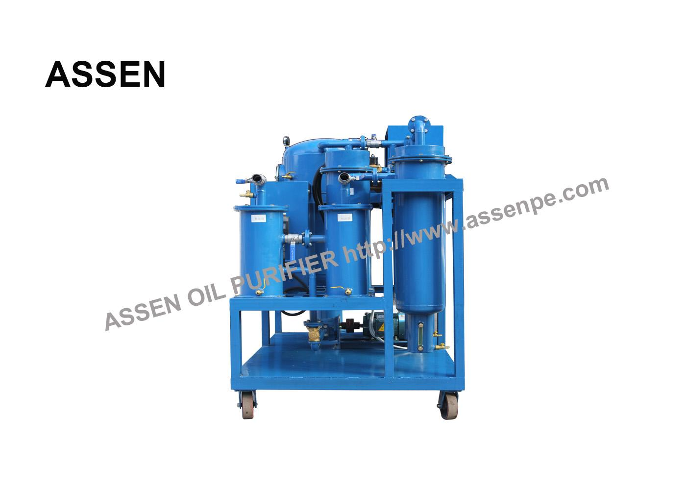 Hi-vacuum Lubricating Oil Purifier System Machine 1