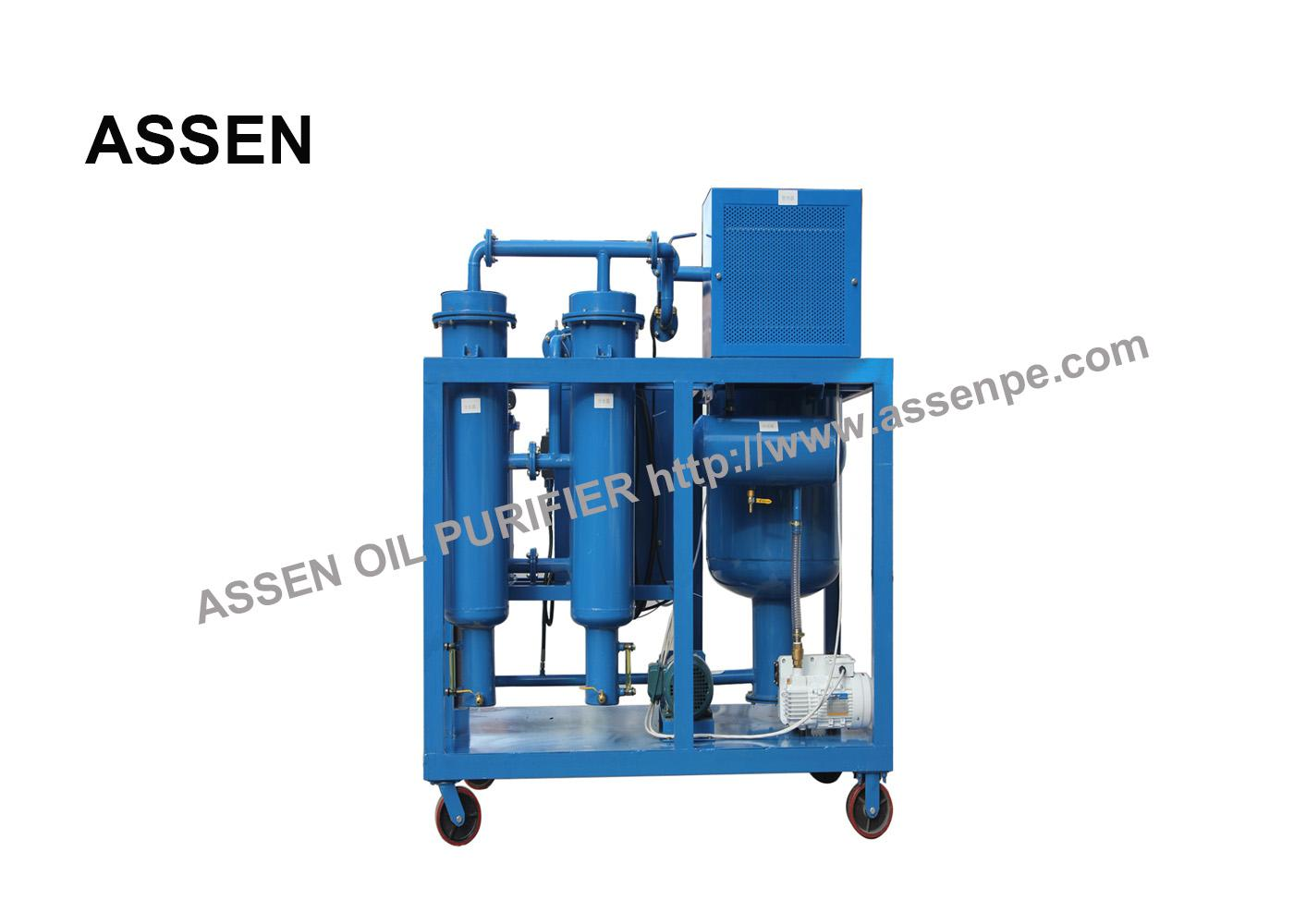 Hi-vacuum Lubricating Oil Purifier System Machine 2