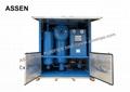 ZYD 30 Model Power Transformer Oil Filtration Machine 2