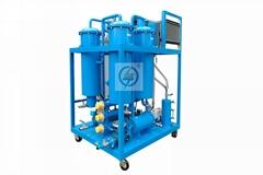 Newly Advanced Turbine Oil Dehydration Plant,Turbine Oil Filter unit