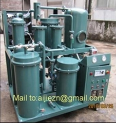 Hi-vacuum Lubricating Oil Purifier System Machine