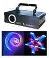 3D RGB Cartoon Laser Light