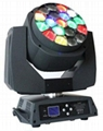 Dj Light 19*15W LED Moving Head Light With Zoom K10 1