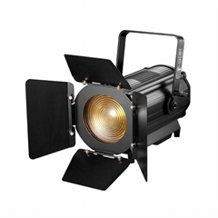 Studio Lighting Dj Light LED Fresnel Spot Light With  Zoom