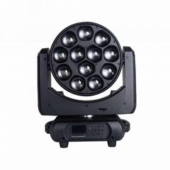 Dj Light 12*40W 4in1 LED Zoom Moving Head Light