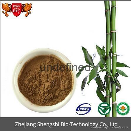 聖氏生物竹葉黃酮 1