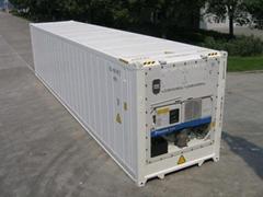 国际标准冷藏集装箱