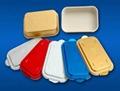 铝箔航空无皱餐盒模具 4