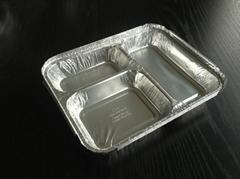 三腔餐盒模具