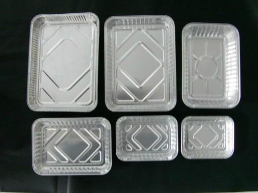 铝箔容器生产项目 6