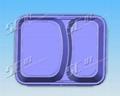一次性铝箔锡纸容器模具 3