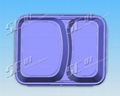 Aluminum Foil Container Mould for Disposable Food Container