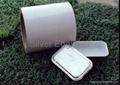 铝箔航空无皱餐盒模具 5