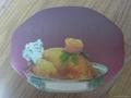 铝箔餐盒纸盖 5