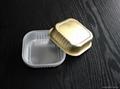 宠物食品无皱餐盒模具