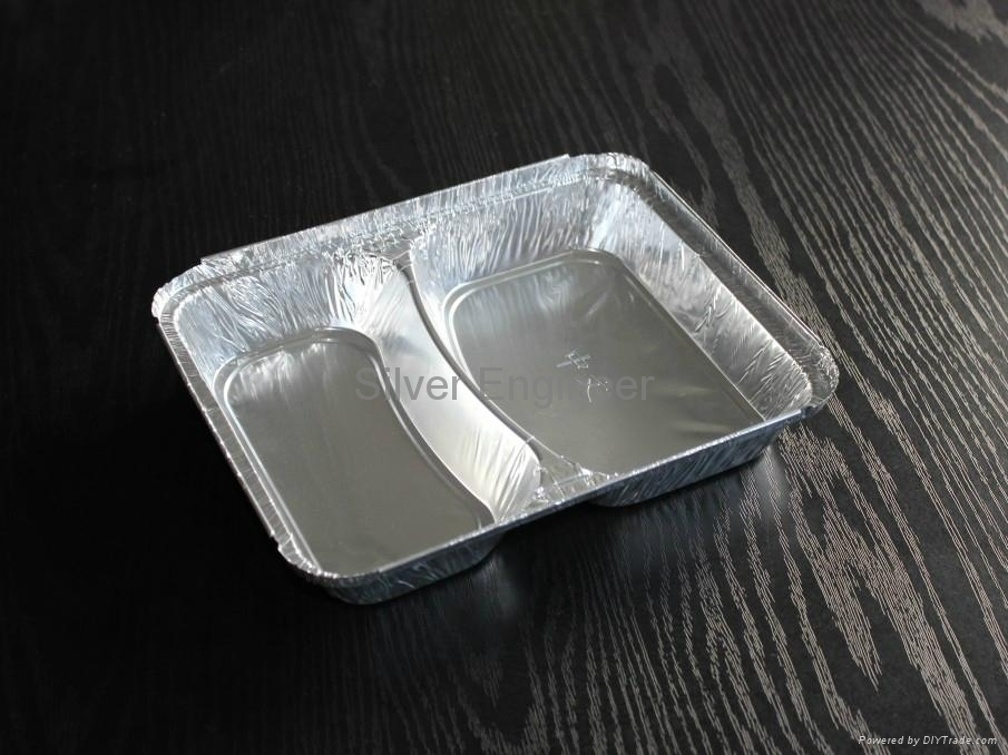 Three Compartment Container Mould