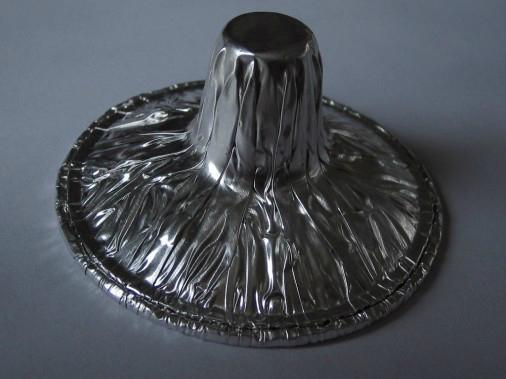Aluminum Foil Candle Holder Mould