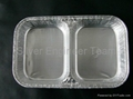 Airline Wrinkle Wall Foil Container