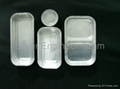 Airline Wrinkle Wall Foil Container Mould