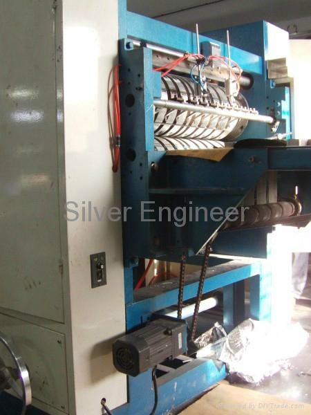 Pop Up Foil Sheet Making Machine